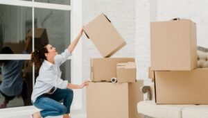 Packers and Movers Crossing Republik